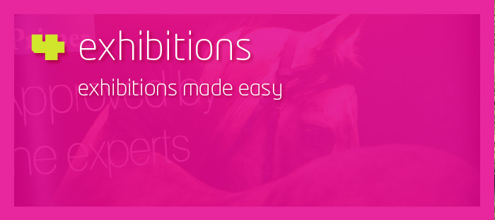 Hillside 4 Exhibitions - Exhibitions made easy