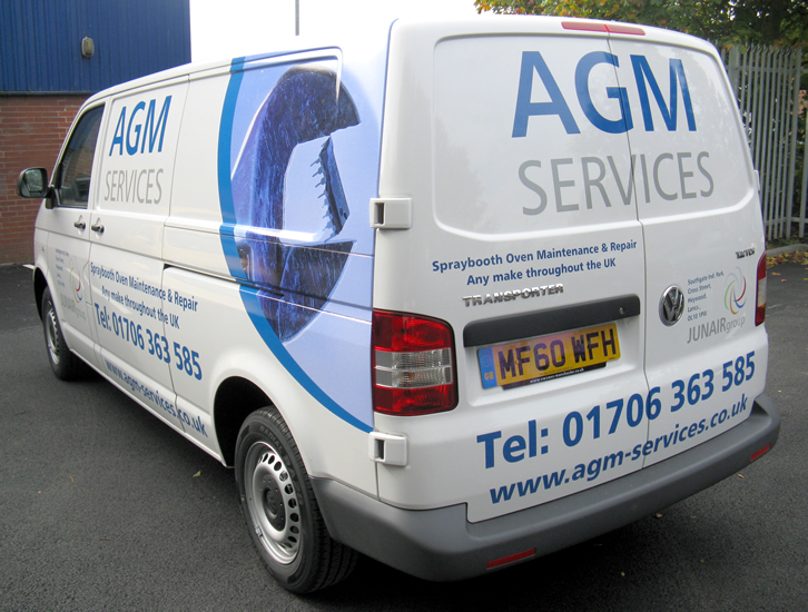 Vehicle Graphics | Vinyl Car Wraps | Vehicle Lettering Manchester