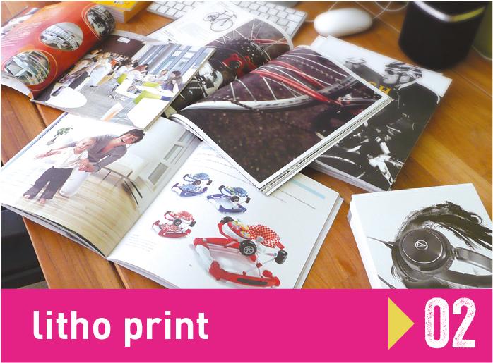 litho-print